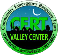 Valley Center CERT